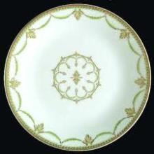 Sully Green Dinner Plate