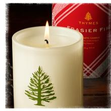 Frasier Fir Holiday Candle