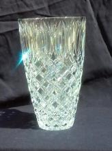 Nice Cut Crystal Vase