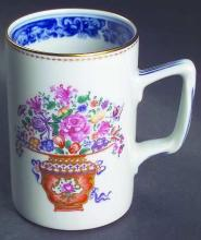 Mandarin Bouquet Accent Mug