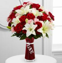 The Expressions of Love Bouquet