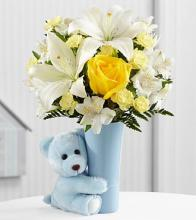The Baby Boy Big Hug® Bouquet by FTD®