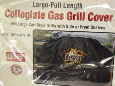 LSU Gas Grill Cover