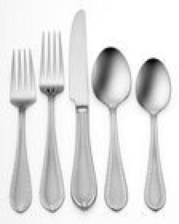 Powerscourt Matte 5 Piece Place Setting