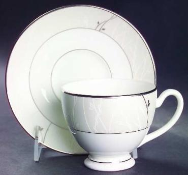 Lisette Tea Cup and Saucer