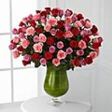 Heartfelt Luxury Rose Bouquet - 24-inch Premium Long-Stemmed Ros
