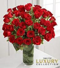 Fate Luxury Rose Bouquet - 4 dozen