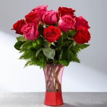 The FTD Art of Love Rose Bouquet
