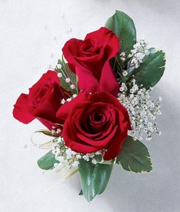 Sweet Sincerity Corsage La Florist Same Day Flower