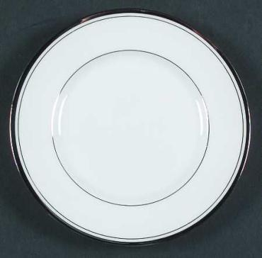 Kilbarry Platinum Bread and Butter Plate