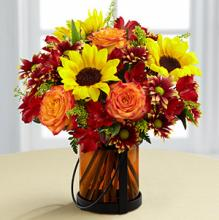 The FTD Giving Thanks Bouquet by Better Homes & Gardens