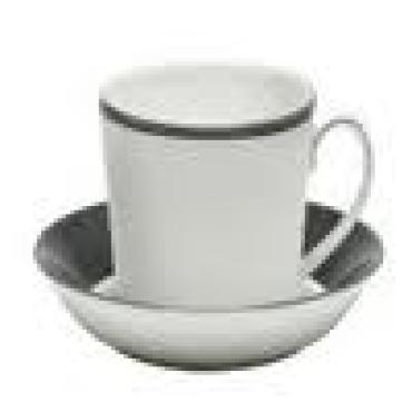 Couturier Tea Cup and Saucer