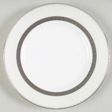 Araglin Platinum Bread and Butter Plate