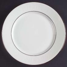 Hannah Platinum Bread and Butter Plate