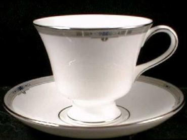 Amherst Tea Cup and Saucer