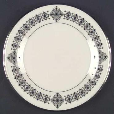 Solitaire Accent Plate