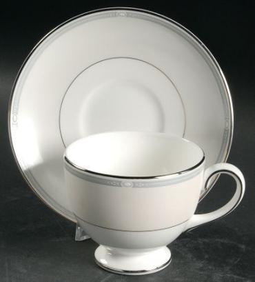 Notting Hill Tea Cup and Saucer