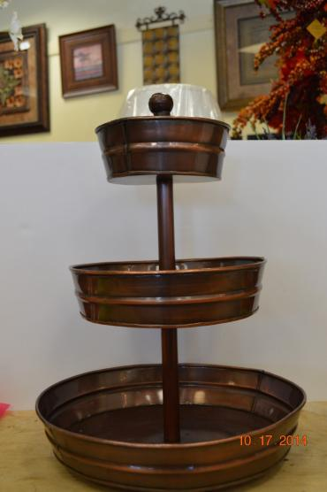 Three Tier Tray