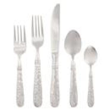Martellato Stainless Steel Five Piece Place