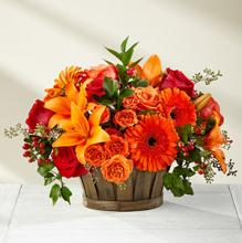 The FTD Harvest Memories Basket