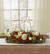 Glorious Christmas Centerpiece