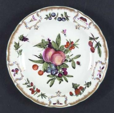 Duke of Gloucester Salad Plate
