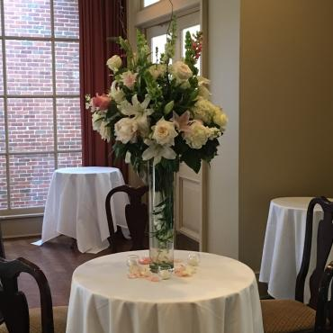 Table Tall Centerpiece