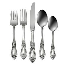 ONEIDA STAINLESS FLATWARE LOUISIANA PATTERN