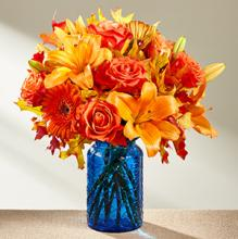 The FTD Autumn Wonders Bouquet