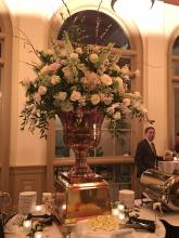 Centerpiece in Urn