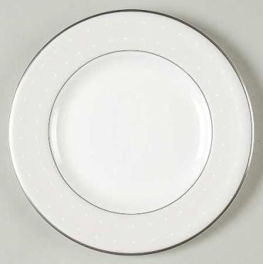 Etoile Platinum Bread and Butter Plate