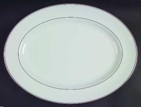 Kilbarry Platinum Oval Platter