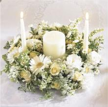 Worldwide Romance? Unity Candle Arrangement