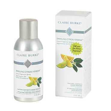Sparkling Citron Verbena Home Fragrance Spray