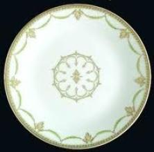 Sully Green Salad Plate