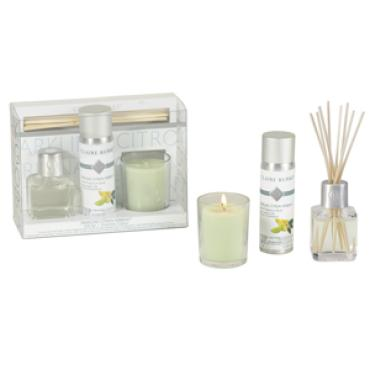 Sparkling Citron Verbena Mini Gift Set