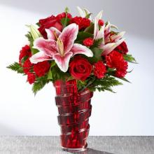 The FTD Lasting Romance Bouquet