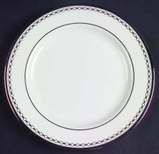 Pearl Platinum Bread and Butter Plate