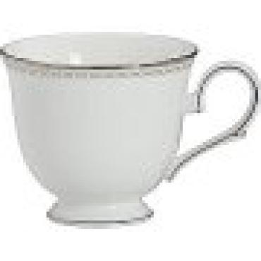 Pearl Platinum Tea Cup