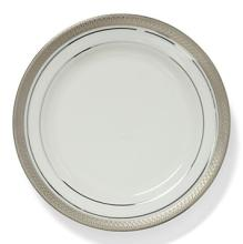 Geneva White Bread and Butter Plate